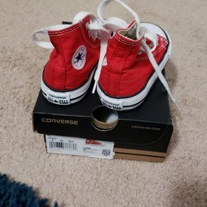 Infant Boys Converse Sneakers